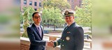 MTS Student Commissioned as Chaplain in U.S. Navy