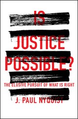 Dr. Paul Nyquist Examines Biblical Justice in New Book