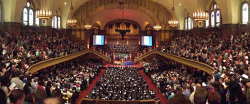 2015 Commencement Season Concludes | Moody Bible Institute