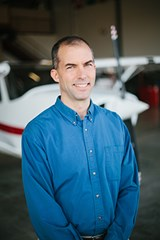 Jim Conrad Named Moody Aviation Program Manager