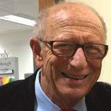 Child Holocaust Survivor Mr. Sam Harris Speaks at Moody